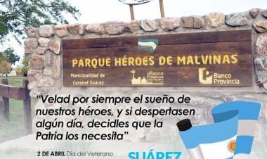 """2 de abril: """"Día del Veterano y de los Caídos en la Guerra de las Malvinas"""""""