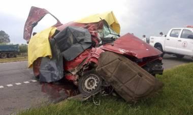 Alertan sobre el aumento en la cantidad de muertes en siniestros de tránsito
