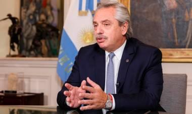 """Alberto Fernández: """"Las visitas de jueces a Olivos son de una gravedad inusual"""""""