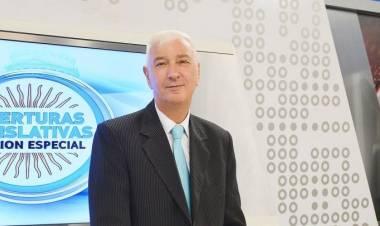 Murió el periodista Mauro Viale...