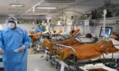 Brasil tiene más pacientes jóvenes que viejos en cuidados intensivos por coronavirus