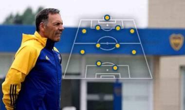 Las bajas de Boca para el debut en la Libertadores