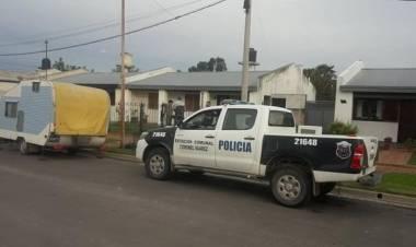 PARTE DE PRENSA POLICIAL (1)