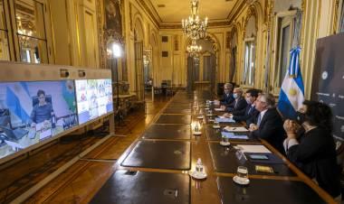 Coronavirus: El Presidente pidió más controles y hasta Larreta apoyó las restricciones