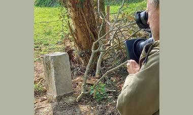 Un granjero movió una piedra y accidentalmente modificó la frontera entre Francia y Bélgica