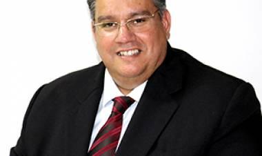 Marcelo Castorina en FM Suarense 101.9, Jefe de Ceremonial y Protocolo sobre el 6 de Agosto