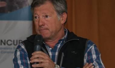El presidente de la Sociedad Rural, Diego Lodos, dialogó con Miguel Menchi en el programa ''A Primera Hora''