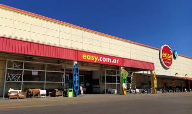 Easy anunció la apertura de una sucursal en Bahía