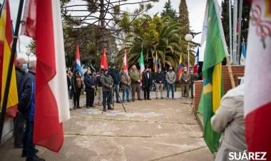 Se conmemoró en Santa María el Día de Inmigrante