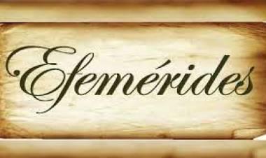 Efemérides del 8 de Septiembre