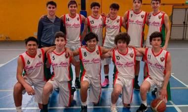 Las Sub 13, 14 y 17 de básquet masculino pasaron a la final provincial de los Juegos Bonaerenses⠀