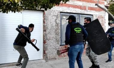Caen dos vendedores de droga en Punta Alta