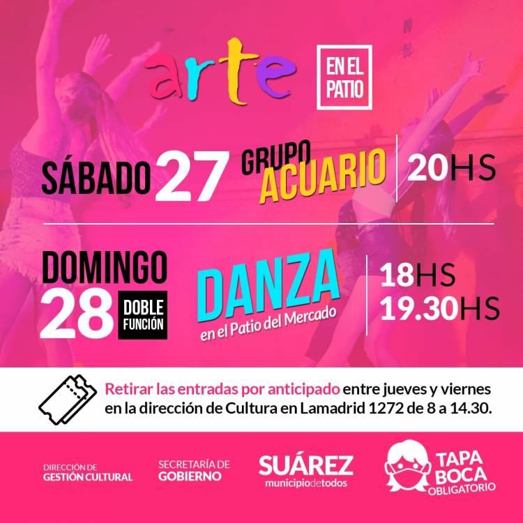 Arte en el Patio: Espacio cultural en Coronel Suárez