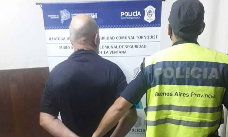 El delincuente que le robaba a turistas en la ruta, involucrado en el crimen del peón rural