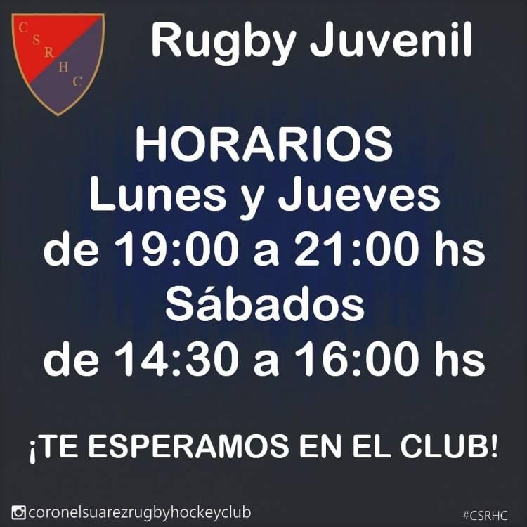 Coronel Suarez Rugby & Hockey Club!