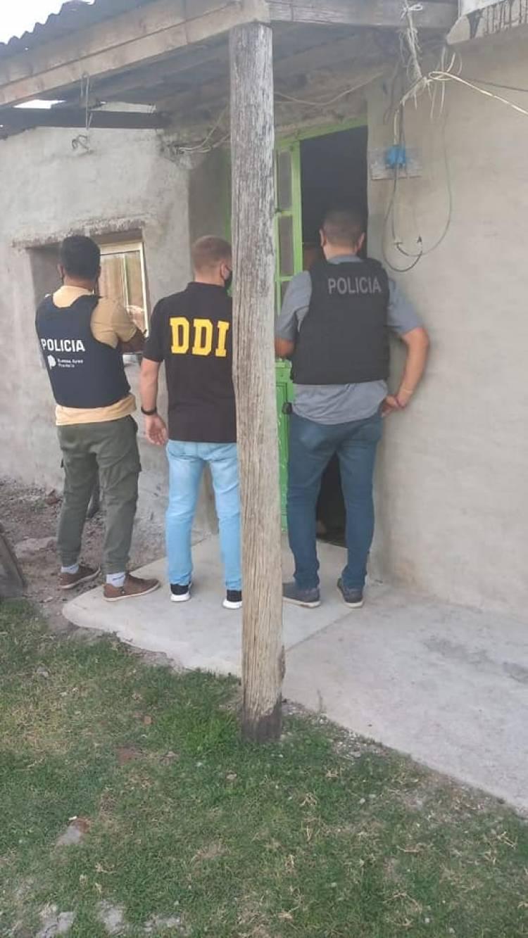 Parte de Prensa policial.