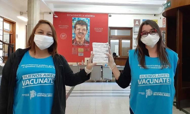 Bahía recibió más dosis de la vacuna AstraZeneca