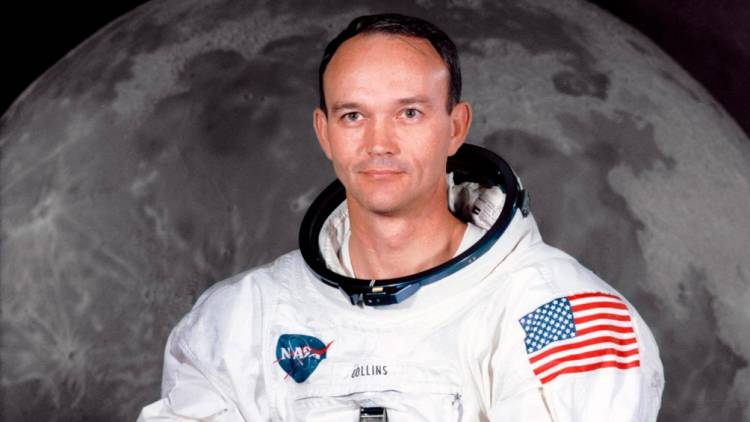 Murió Michael Collins, astronauta de la Apolo 11, la primera misión tripulada a la Luna