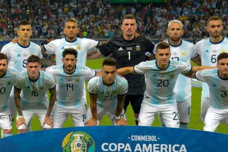 Los cambios inéditos por Covid en la Copa América