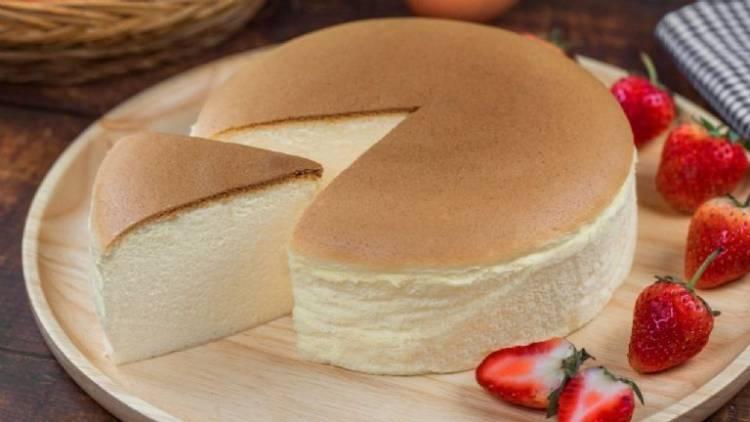 Delicioso: cómo hacer un esponjoso bizcocho japonés ¡con 4 ingredientes!