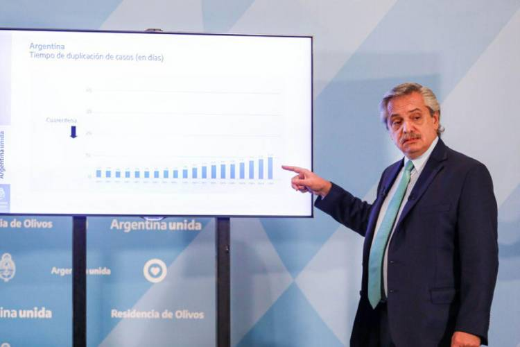 Alberto Fernández extendió las restricciones vigentes en AMBA hasta el 21 de mayo