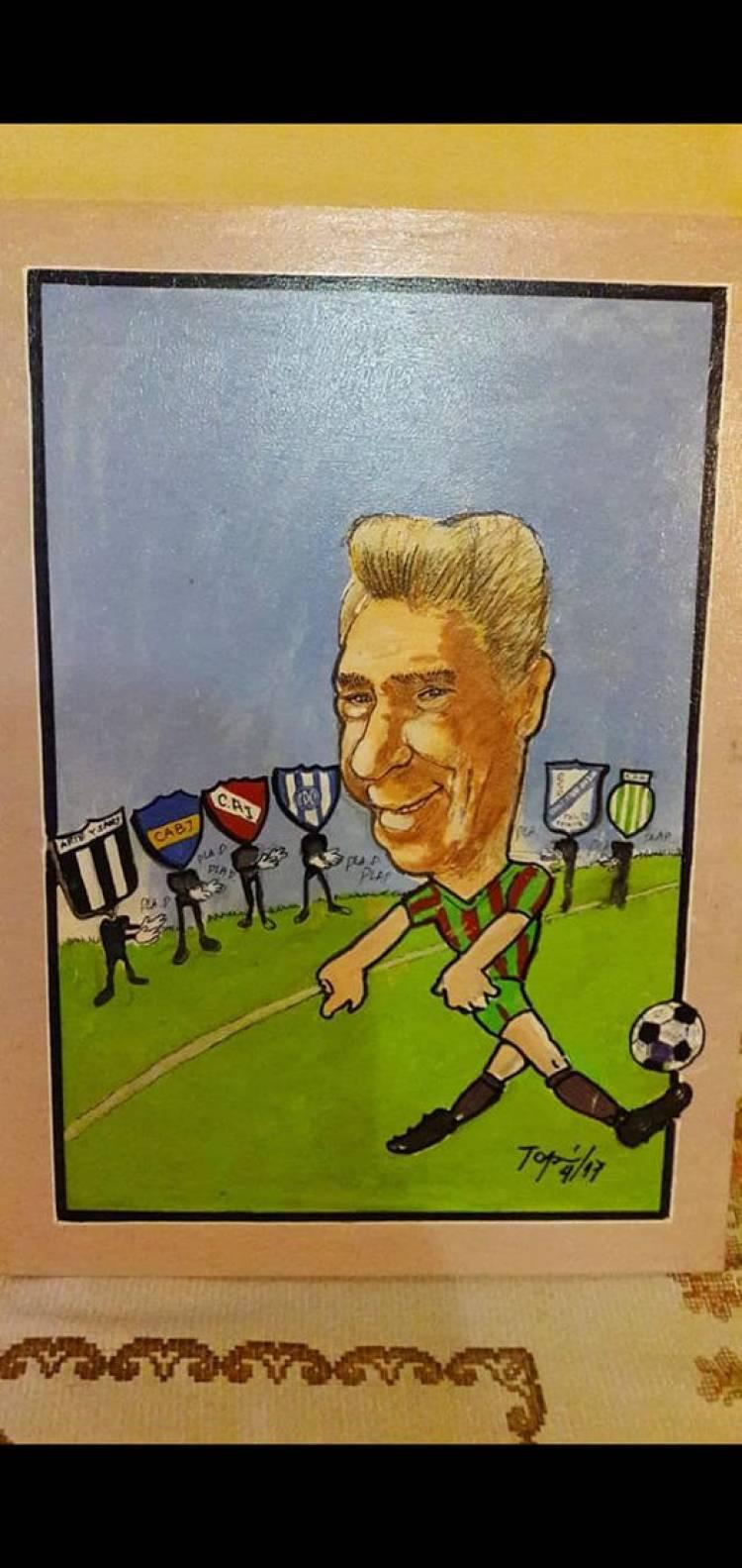 El Futbol de Coronel Suarez y la región esta de luto