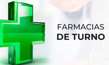 FARMACIA DE TURNO  (cliquear la foto)