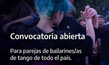 El Espacio Nacional de Tango Argentino abre la inscripción para sus programas de formación 2021