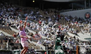 Diego Schwartzman dio pelea, pero cayó en cuartos de final de Roland Garros ante Rafael Nadal