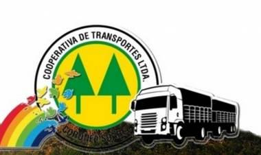 Carlos Sánchez, presidente de la Cooperativa de Transporte, se refirió al aumento de la tarifa