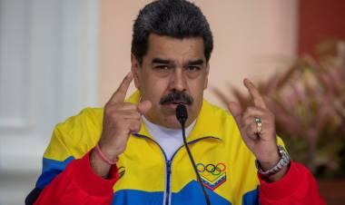 """Nicolás Maduro afirmó que Venezuela estuvo 14 meses """"sin vender una gota de petróleo"""""""