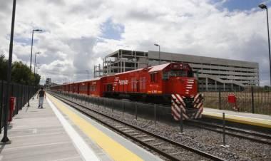 Belgrano Norte: ahora analizan retomar las obras de la estación Panamericana