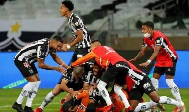 River, entre equipos brasileños: así quedó la difícil llave del Millonario