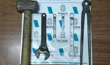 ALLANAMIENTOS POSITIVOS REALIZADOS POR LA POLICIA COMUNAL CORONEL SUAREZ