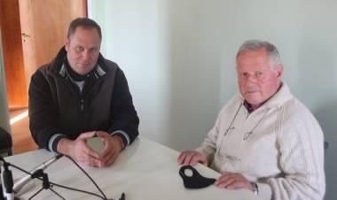 Roberto Bauer, actual presidente de la Cooperativa de Transporte destacó su llegada al cargo en los micrófonos de la 101.9
