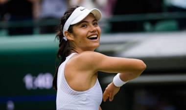 Una británica de 18 años ganó la final del US Open