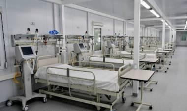 La terapia intensiva Covid del Hospital Penna, sin pacientes internados