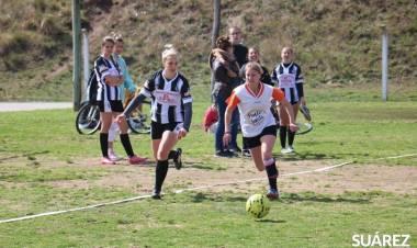 """Fútbol Femenino - Torneo """"Elizabeth Minnig"""": Se juega la 9° y 10° fecha en el Polideportivo Municipal⠀"""