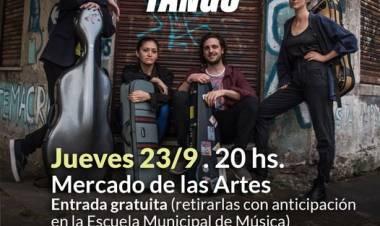 """Clínica abierta con """"Azabache Tango"""""""