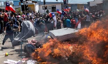 """""""Crisis humanitaria"""" y xenofobia en Chile por el aumento de la inmigración"""