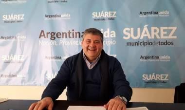 El titular de adultos mayores nos comentó muchas actividades para esta primavera, en la entrevista con Miguel Menchi