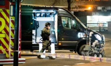 Un hombre mató a cinco personas en un ataque con arco y flecha