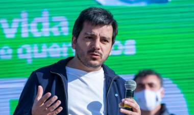 El candidato del Frente de Todos, Flavio Diez, habló en FM Suarense 101.9
