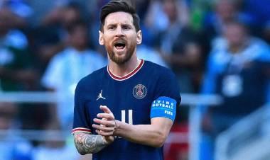 Con el regreso de Messi y con Icardi convocado, el PSG juega por la Champions