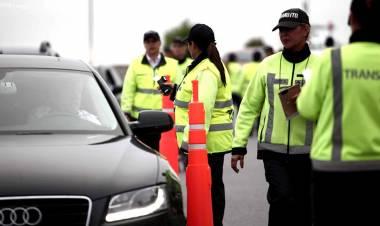 """Debatirán el proyecto de """"Alcohol Cero al Volante"""" para todo tipo de vehículos"""