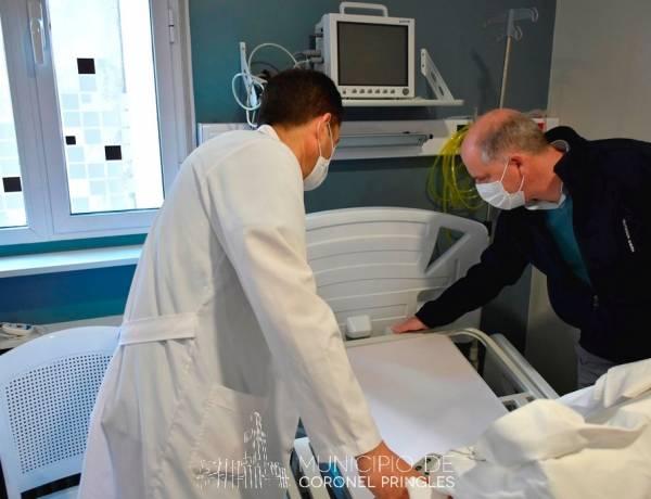 El Hospital Municipal continúa incorporando equipamiento de calidad
