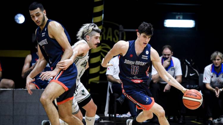 Liga Nacional: descendió Bahía Basket
