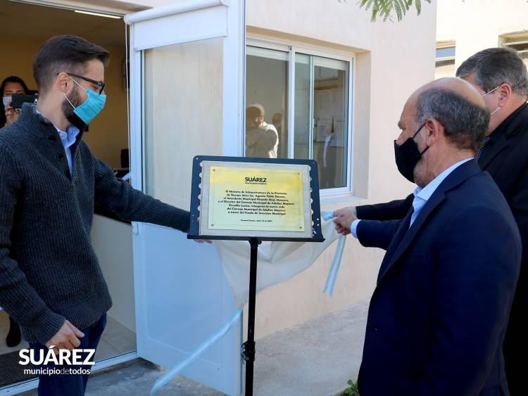 Se inauguró la nueva sede del Consejo de Adultos Mayores⠀  ⠀