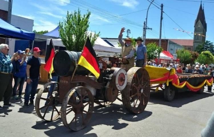 Día del alemán del Volga..