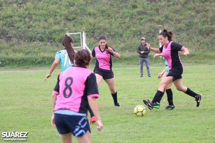 Comenzó el Torneo de Fútbol Femenino
